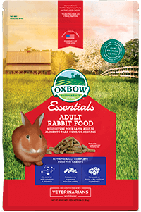 Oxbow Adult Rabbit 5 # (BB/T)