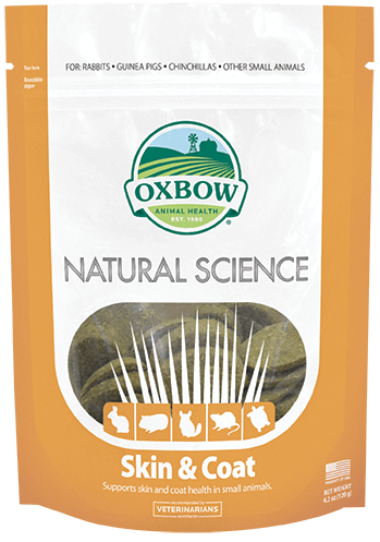 Oxbow Natural Science - Skin & Coat