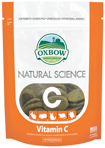 Oxbow Natural Science - Vitamin C Supplement