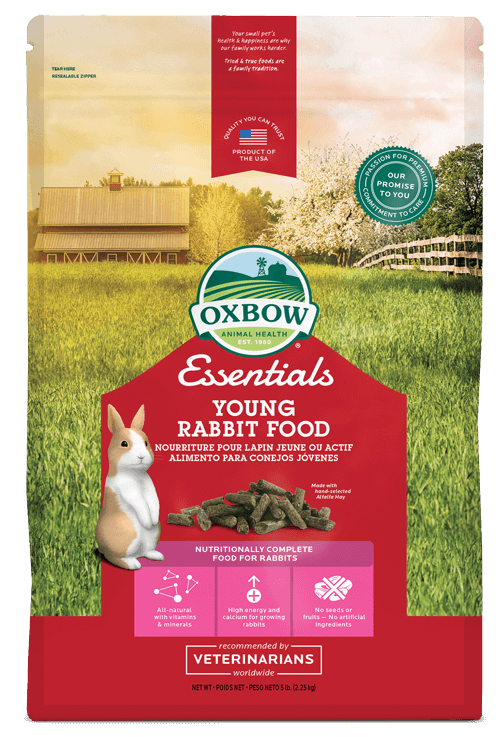 Oxbow Young Rabbit 5# (BB 15/23)