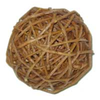 Natural Willow Ball - small/mini