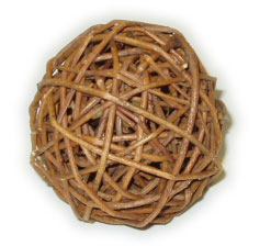 Natural Willow Ball - Medium