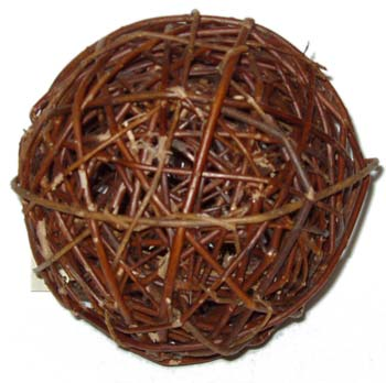 Natural Willow Ball - JUMBO